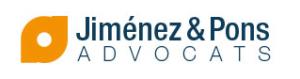 Jimenez & Pons - Advocats